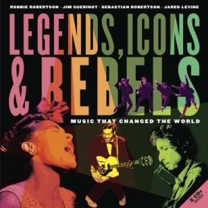 TUNDRA BOOKS - Tundra Books to publish Legends, Icons & Rebels