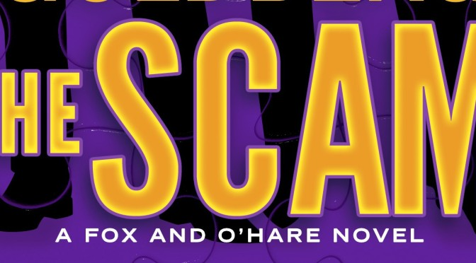 A Review of The Scam by Janet Evanovich & Lee Goldberg